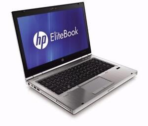 HP EliteBook 8460p  (Core I5 avec 4 Go Ram) @ 280$