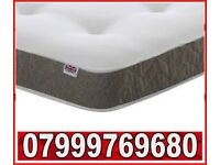 Pocket sprung 2000 medium firm SINGLE DOUBLE OR KING SIZE MATTRESS