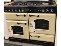 Brand new Rangemaster Duel Fuel Range Cooker 110 cm