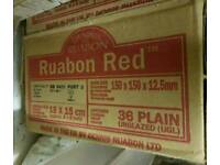 Raubon red tiles