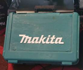 Makita drill case