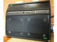 200 Watt Pro Stage Acoustic Guitar Amplifier Trace Elliot British Rare 90s Vintage Superb Condition