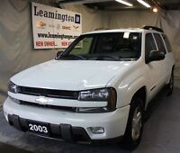 2003 Chevrolet TrailBlazer This is a recent trade in, CALL TODAY