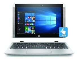 NEW SEALED HP X2 10.1 TOUCHSCREEN DETACHABLE LAPTOP (SILVER)