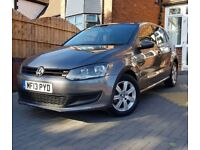2013 Volkswagen Polo Match DSG Automatic, Only 7,500 Genuine Miles!!