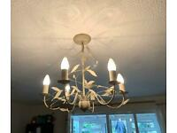 FREE Chandelier 6 lights