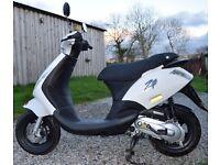2012 Piaggio Zip Scooter