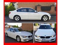 New Shape - 2012 BMW 320D - 62 plate - 2.0 Turbo Diesel - White - £20 Tax per Year - 1 owner - MOT