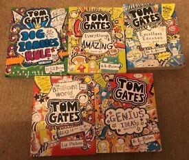 Tom gates children's book bundle