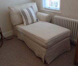 Ikea Chaise Lounge Sofa
