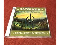 CD SADHANA for the peaceful warrior by Karta Singh & friends