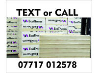 100mm ECOTHERM Foil sided Insulation board. Similar to Celotex Kingspan Xtratherm. NEW 1200x 2400mm