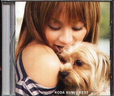 Kumi Koda - Best Second Session - Japan CD - J-POP -