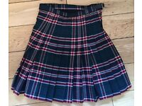 Boys kilt fits 7-8 years old