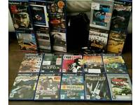 Ps2 games console with games
