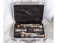 Boosey and Hawkes Regent Bb Clarinet with Case