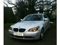 BMW SERIES 5 E60 2.5 DIESEL MANUAL
