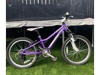 Girls 20inch mountain bike