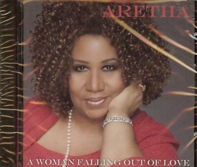 ARETHA FRANKLIN - A WOMAN FALLING OUT OF LOVE - CD - NEW - FREE SHIPPING
