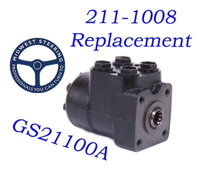 Eaton Char Lynn 211-1008-002 Or -001 Replacement Steering Unit