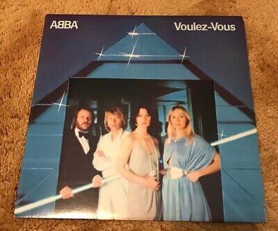 Abba - Voulez-Vous  Rec Club Edition - Record W/ CD Copy