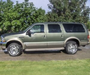 WANTED: Ford Excursion diesel