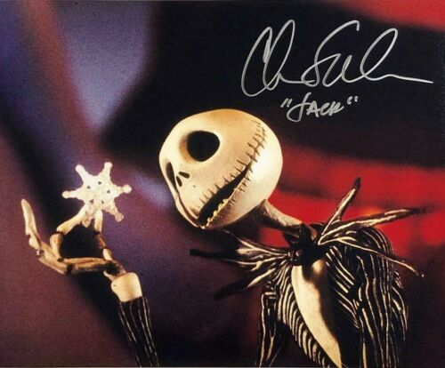 Chris Sarandon Autographed Signed 8x10 Photo ( Nightmare Before Christ ) Reprint