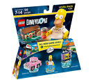 The Simpsons Homer Simpson LEGO Minifigures