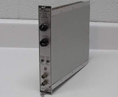 Tennelec Tc 211 Linear Amplifier Nim Bin Modular