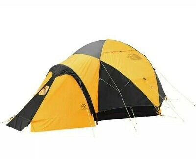 The North Face VE25 3 Person Tent Summit Gold Color NEW Rare