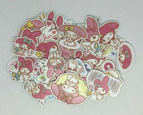Set of 10 My Melody Sanrio Stickers!