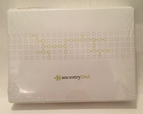 ancestryDNA Genealogy Kit