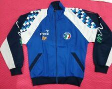 CALCIO ITALIA 90 Originale Diadora BAGGIO giacca tuta felpa