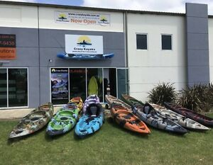 9ft kayaks - 5 years warranty !! UV TREATED!! Deluxe Seat, Paddle Albion Park Rail Shellharbour Area Preview