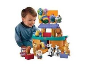Fisher Price Little People Noah's Ark and the Animals Brighton Bayside Area Preview