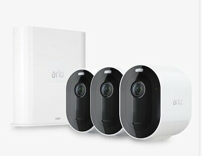 Arlo Pro 3 Home Wireless Smart Security System 2K HDR Vision **FREE DELIVERY**