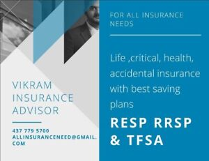 Contact for best insurance & saving plans !