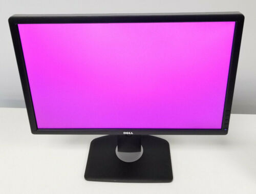 "Dell U2412Mb 24"" LCD Monitor 1920 x 1200 VGA/DVI Stand Included"