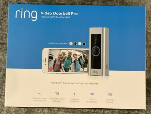 NEW! Ring Video Doorbell Pro