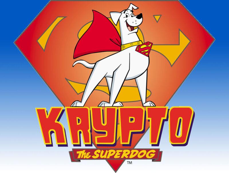 Krypto the Superdog Complete Series DVD
