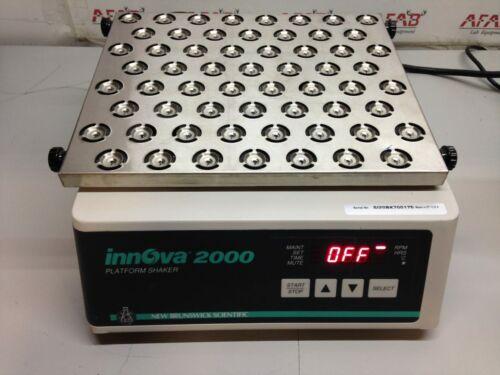New Brunswick Scientific Innova 2000 Platform Shaker