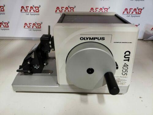 Olympus CUT 4055 Microtome