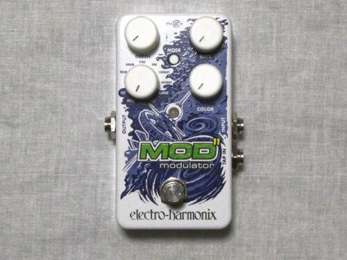 Electro Harmonix EHX Mod 11 Modulation Multi Effects Guitar Pedal