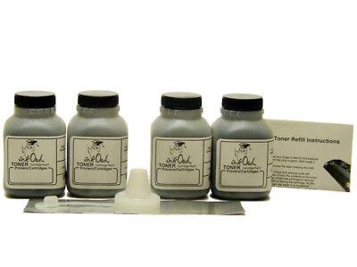 4 InkOwl Toner Refill Kit for SAMSUNG MLT-D116L MLT-D116S MLT-D118L MLT-D118S for sale  Shipping to India