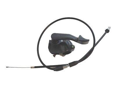Thumb Throttle Cable For 50cc 70cc 90cc 110cc 125cc ATV Kazuma Roketa Taotao