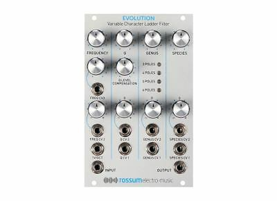 Rossum Evolution Moog-Style Filter EURORACK - NEW - PERFECT CIRCUIT d'occasion  Expédié en Belgium