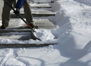 **24/7*Cheap*SNOW REMOVAL** we use Hand Shovel's**