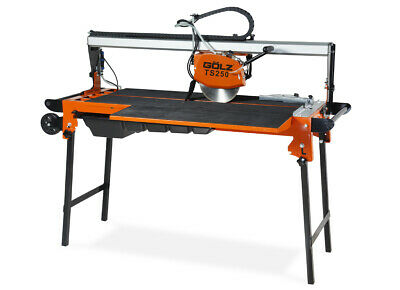 Professional Tile Cutting Machines Golz Ts250 Made In Germany