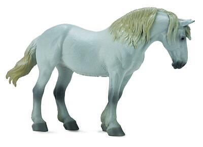 Breyer Corral Pals Horse Collection Grey Percheron Mare Model Horse