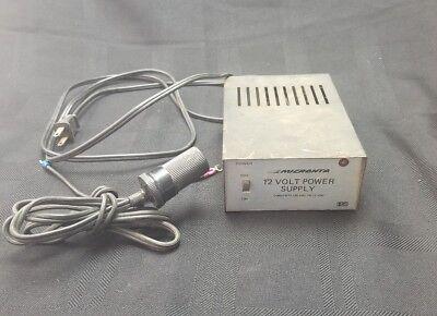 Micronta Radio Shack Tandy12 Volt 1.75a Power Supply
